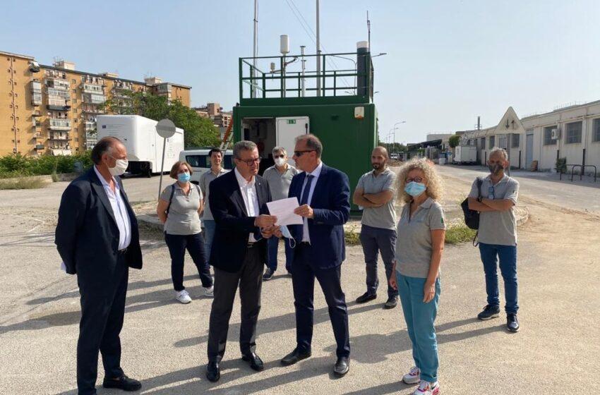 Ambiente, completata la Rete regionale di monitoraggio qualità dell'aria