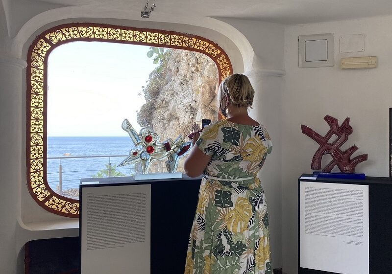 Umberto Mastroianni: le opere dello scultore in mostra a Naxos e Isola Bella