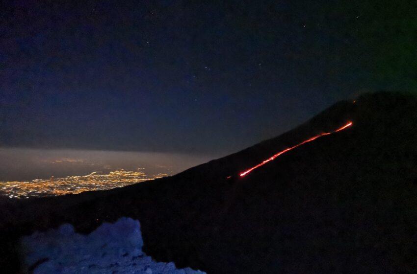 L'alba sull'Etna ed escursione ai crateri sommitali: le iniziative di Ciaotrekking