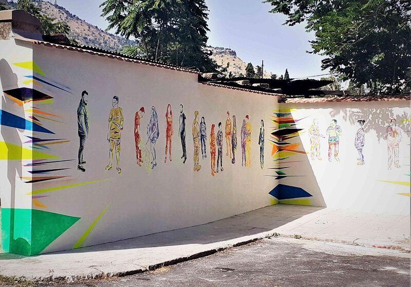 Green House,Tommaso Chiappa e il Presidio di Cittadinanza riqualificano via Sampolo a Palermo