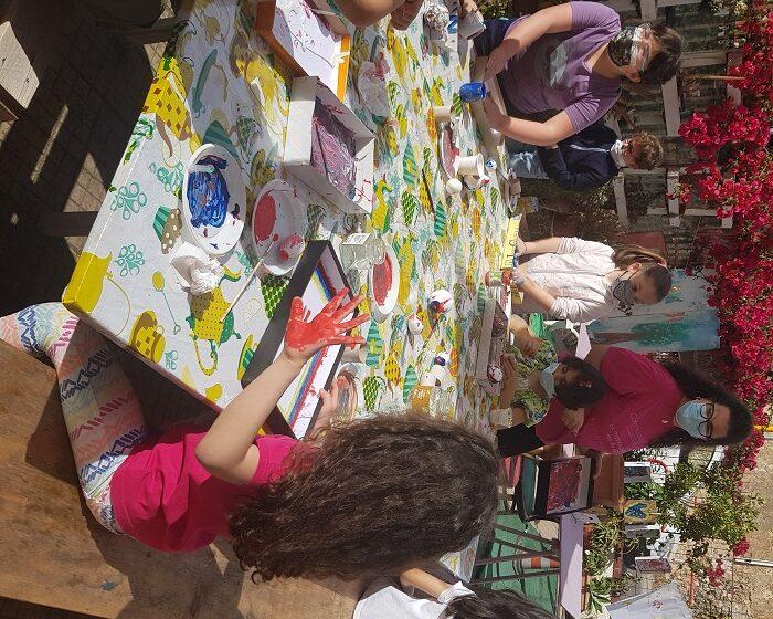 """""""Elementi Creativi Teatro del Fuoco Kids"""", attività ludiche per bambini a Palermo"""