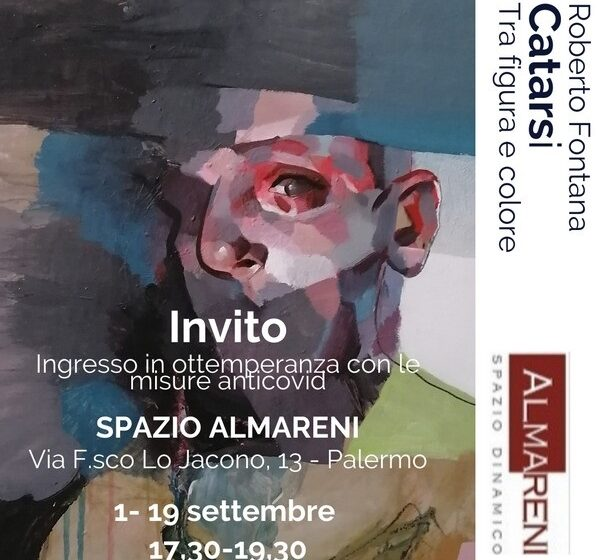 """""""Catarsi"""", la personale di Roberto Fontana allo Spazio Almareni a Palermo"""