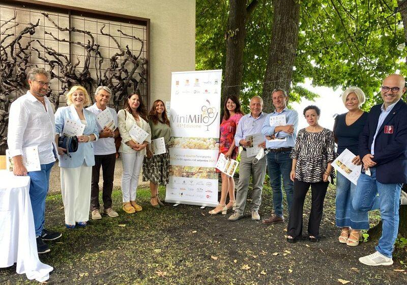 Vinimilo, la kermesse del vino siciliano, confermta anche contro l'emergenza Etna