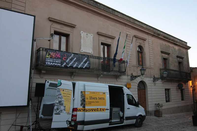 Libero Cinema in Libera Terra chiude a San Giuseppe Iato