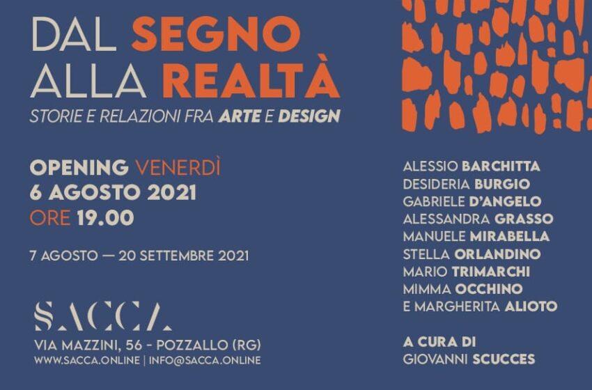 Dal segno alla realtà: collettiva d'arte alla Galleria Sacca di Pozzallo