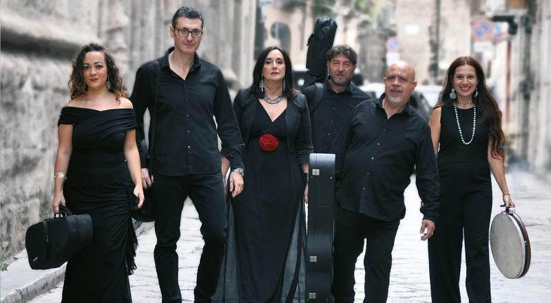 """""""Uma música do povo"""", al castello della Cuba il concerto degli Alenfado"""