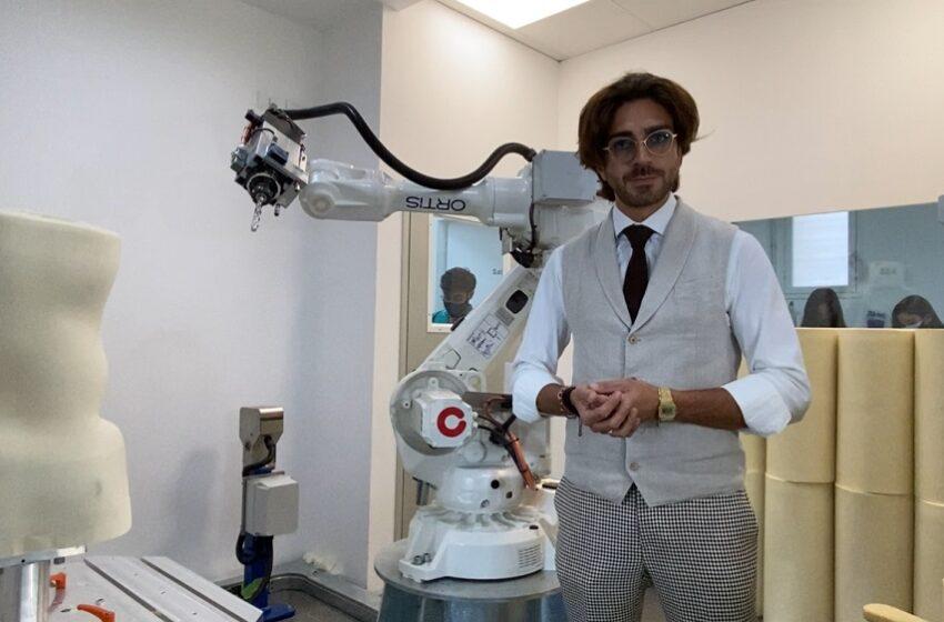 Prevenzione della scoliosi giovanile. A Ragusa, Orthom e il robot a sette assi rivoluzionano la cura
