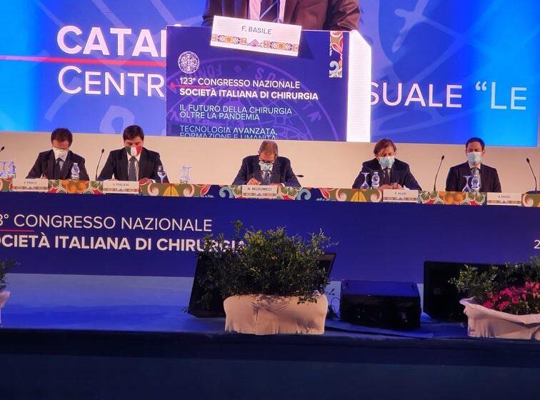 Il futuro della chirurgia oltre la pandemia. Congresso a Catania