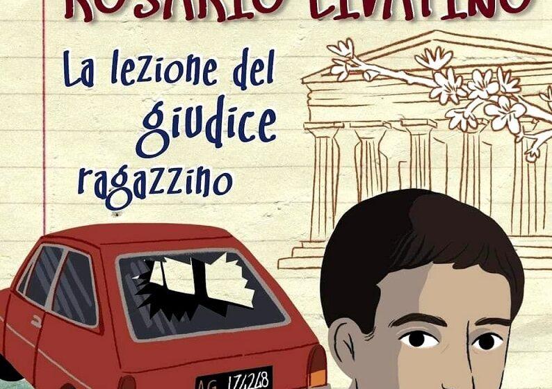 """""""Rosario Livatino. La lezione del giudice ragazzino"""": si presenta ad Agrigento il libro di Damiano e Genco"""