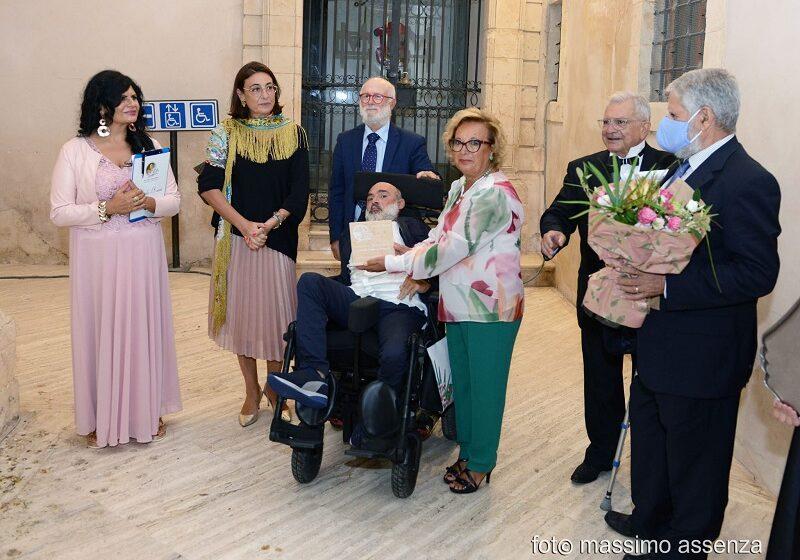 """Concorso""""Mamma dell'Anno"""", il premio a Giuliana Pistarà Garozzo, mamma degli atleti Garozzo"""