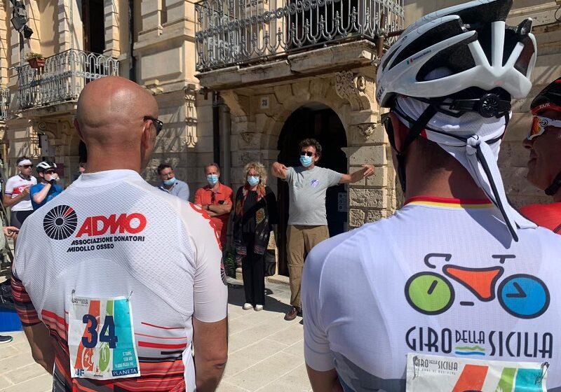 Giro di Sicilia, tappe nel Val di Noto a Ispica, Canicattini Bagni, Buccheri, Buscemi, Palazzolo Acreide