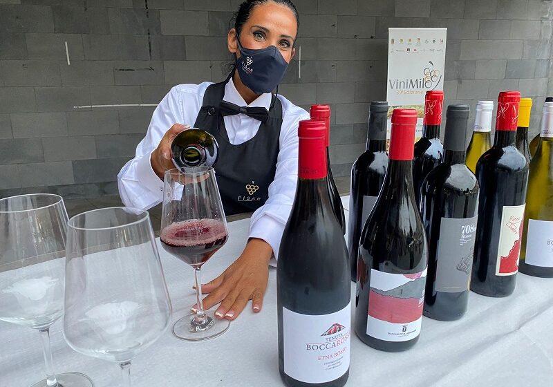 """Etna, Vinimilo: Brunelli (Cia): """"L'approccio ai mercato stranieri del vino"""""""