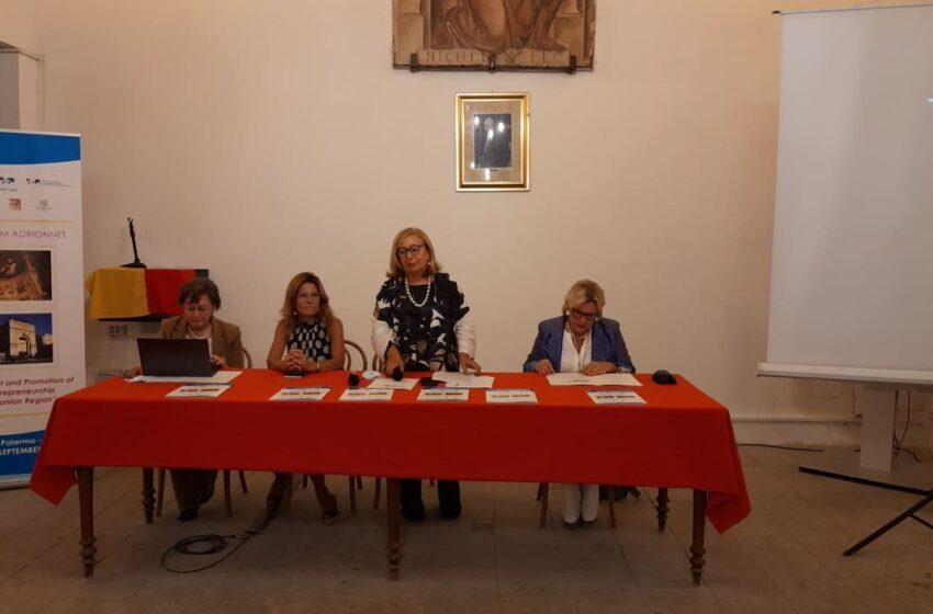 Donne imprenditrici e sviluppo: mosaico di valori unici. L'impegno di BPW AdrionNet