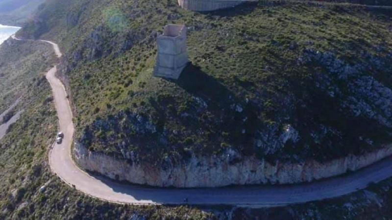 San Vito Lo Capo, lavori alla Torre dell'Impiso nella Riserva dello Zingaro