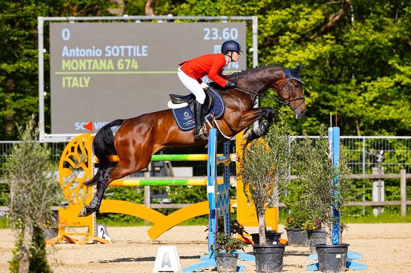 Coppa degli Assi al Centro Equestre di Ambelia